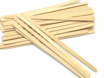 Палочка деревянная для размешивания 14см 500шт/уп