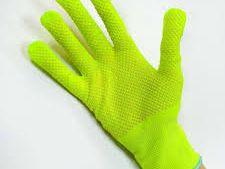 Перчатки нейлоновые (микроточка)