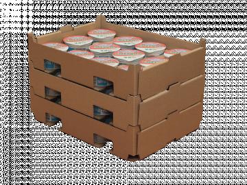 Гофролоток для бумажных пакетов ТЕТРА-ПАК (групповая упаковка)