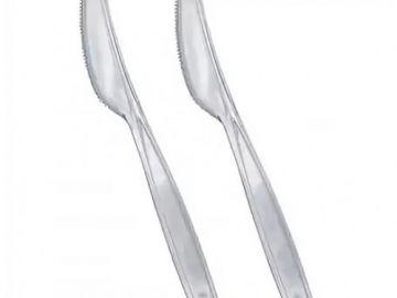 Нож прозрачный премиум 180мм