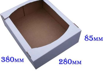 Кондитерские коробки и лотки