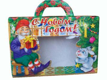 Новогодняя и праздничная упаковка