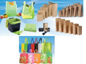 Пакеты полиэтиленовые - изготовление и поставка напрямую с завода изготовителя, пакеты ПВД
