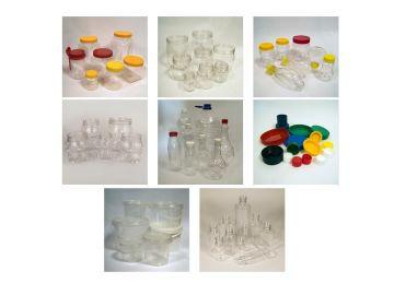 Пластмассовая и пластиковая упаковка и тара
