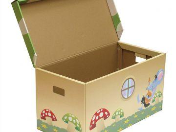 Упаковка игрушек