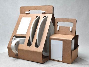 Упаковка керамики